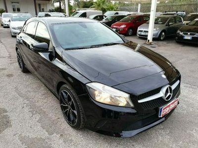 usata Mercedes A160 d Automatic Executive