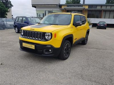 used Jeep Renegade 2.0 Mjt 170CV 4WD Active Drive