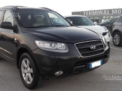 brugt Hyundai Santa Fe 2.2 CRDI 150cv 4WD