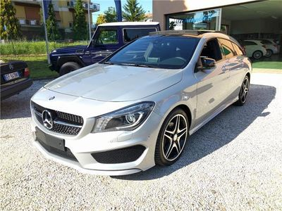 usata Mercedes CLA250 S.W. Automatic AMG Line Premium 4Matic 7G-DTC Full
