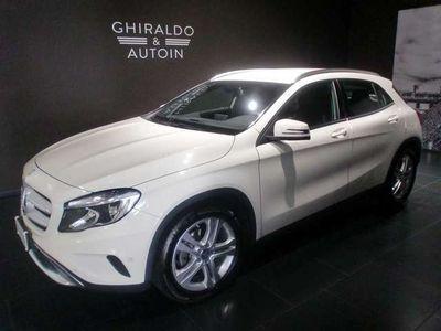usata Mercedes GLA200 CDI 200 CDI Automatic 4Matic Sport