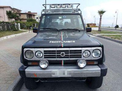 usata Daihatsu Rocky Bertone motore bmw diesel