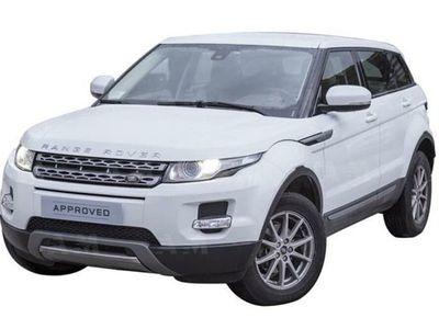 käytetty Land Rover Range Rover evoque 2.2 TD4 5p. Pure del 2015 usata a Avezzano