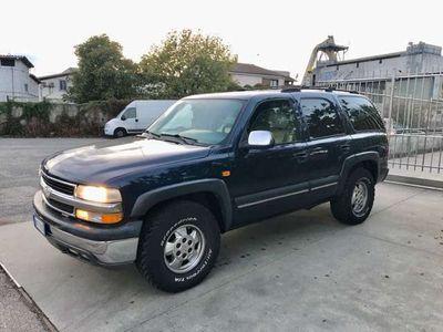 usata Chevrolet Tahoe 5.3 V8 LT GPL AUTO CARRO