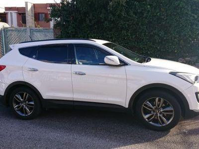 brugt Hyundai Santa Fe 3ª serie - 2014