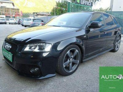 usata Audi A3 SPB 2.0 TDI F.AP. S-Line - KM CERTIFICATI
