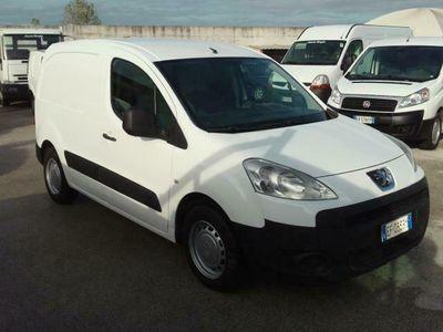 usata Peugeot Partner 1.6 HDi 90CV FURGONE **PLASTIFICAZIONE INTERNA**