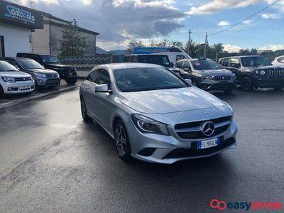 używany Mercedes CLA180 d Automatic Premium