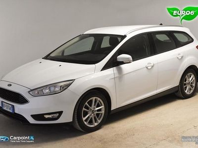 begagnad Ford Focus SW 1.5 tdci Business s&s 120cv