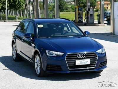 usata Audi A4 Avant 2.0 TDI S-Tronic TAGLIANDI CERCHI 18