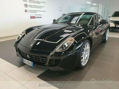 usata Ferrari 599 gtb fiorano 6.0 TAGLIANDI