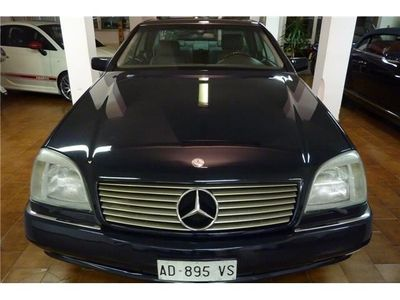 usata Mercedes CL600 ClasseSec Coupè V12 Usato