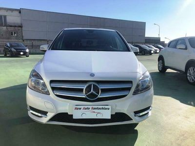 usata Mercedes B180 BlueEFFICIENCY 1.6 122 CV Premium