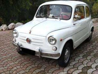 used Fiat 600D 100 767cc - porte controvento benzina