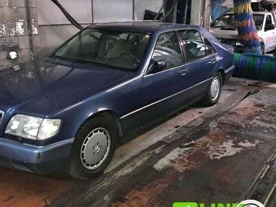 usata Mercedes 600 ClasseSEL W140 Unicoproprietario