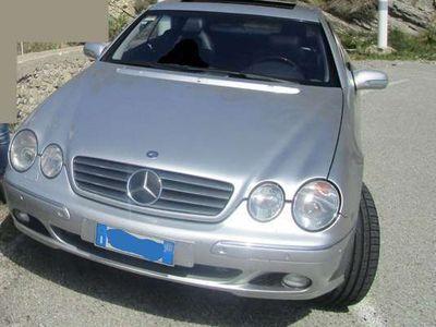 usata Mercedes CL500 KEY-LESS & radar