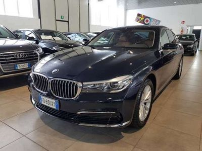 usata BMW 730 Serie 7 Luxury, NAVI, GESTURE COMMAND, OCCASIONE!