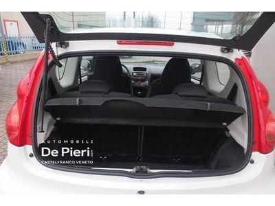 usata Peugeot 107 68CV 3p. Desir del 2009 usata a Castelfranco Veneto