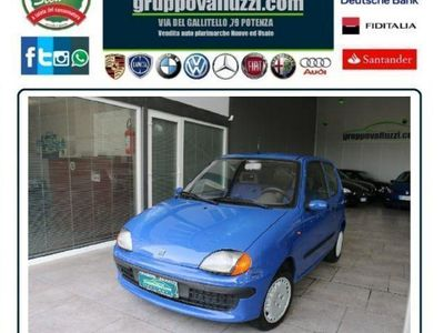 gebraucht Fiat Seicento 1.1i cat Hobby