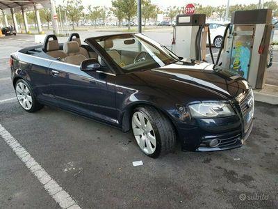 usata Audi A3 Cabriolet Sline