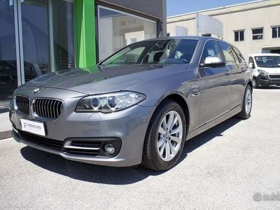 usata BMW 518 Serie 5 Touring d Touring Business aut.