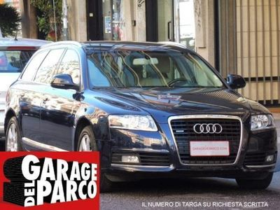 brugt Audi A6 AVANT 3.0 V6 TDI quattro TIPTRONIC EURO5 FAP