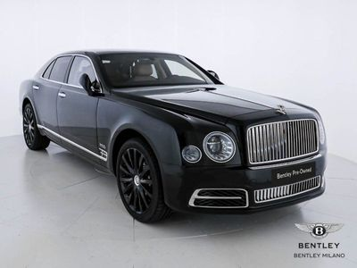 usata Bentley Mulsanne W.O. EDITION-1of 100-(P.List 445.000€)- 22% VAT