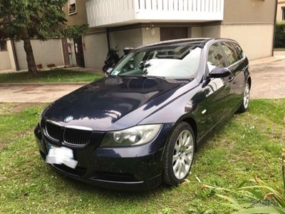 used BMW 320 Serie d automatica