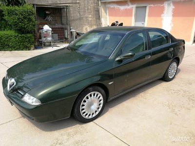 usata Alfa Romeo 166 2.0i 16V Twin Spark cat Progression