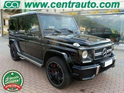 second-hand Mercedes G63 AMG AMG S.W. rif. 9596433
