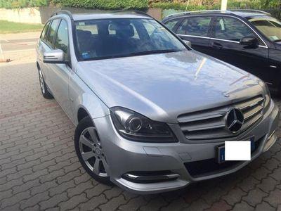 usata Mercedes C220 Classe CCDI S.W. BlueEFFICIENCY Elegance