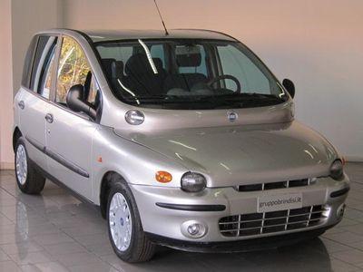 gebraucht Fiat Multipla 1.6 16V Natural Power Dynamic