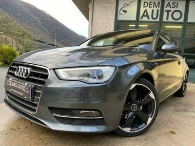 usata Audi A3 2.0 TDI S tronic S-LINE IVA ESPOSTA!!!!