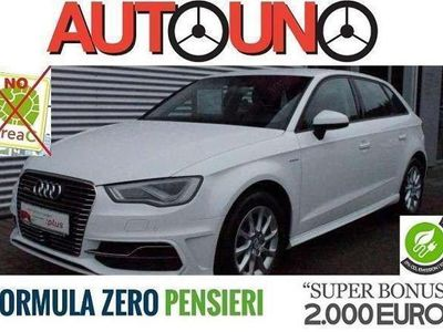 usata Audi A3 e-tron SPB 1.4 TFSI S-tronic ATTRACTI...
