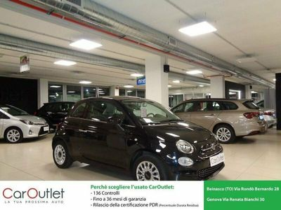 usata Fiat 500 1.3 Multijet 95 CV Lounge