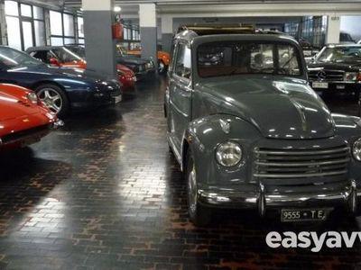 brugt Fiat Belvedere 500c topolinobenzina