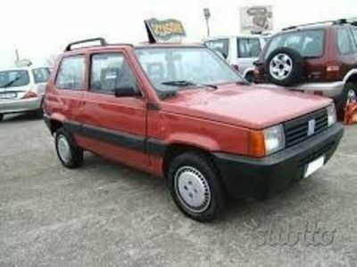 usata Fiat Panda 900 i.e. cat Hobby