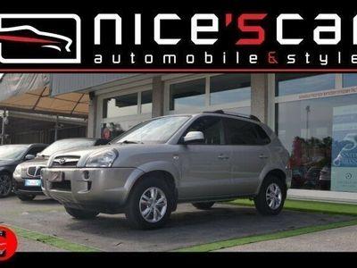 usata Hyundai Tucson 2.0 CRDi VGT 4WD Active * TRAZIONE INTEGRALE