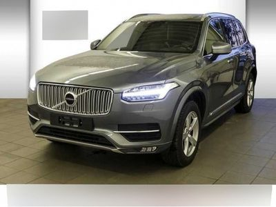 brugt Volvo XC90 D5 Awd Geartronic Inscription 7-sitzer Navi Led
