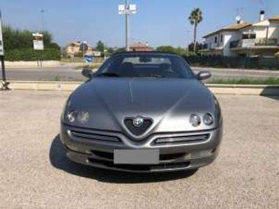 usata Alfa Romeo Spider 1.8i 16V Twin Spark cat Benzina