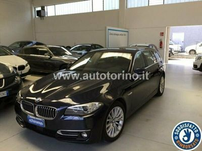 usata BMW 520 520 d touring xdrive Luxury 190cv auto