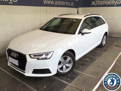 usata Audi A4 A4avant 2.0 tfsi g-tron Business 170cv s-tronic