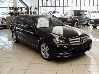 usata Mercedes C220 CDI S.W. PELLE NAVI PDC AUTOMATICA