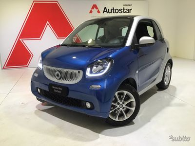brugt Smart ForTwo Coupé Fortwo90 0.9 Turbo twinamic Prime