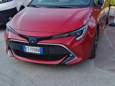 usata Toyota Corolla Corolla (2018--->)2.0 Hybrid Lounge Berlina [KM0]