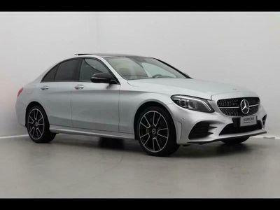usata Mercedes C300 C 300d Auto 4MATIC Premium