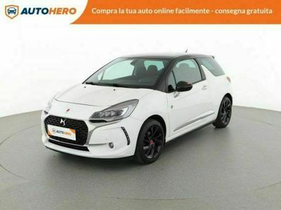 usata DS Automobiles DS3 bluehdi 100 performance line - consegna a casa