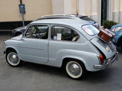 second-hand Fiat 600D 1963 asi