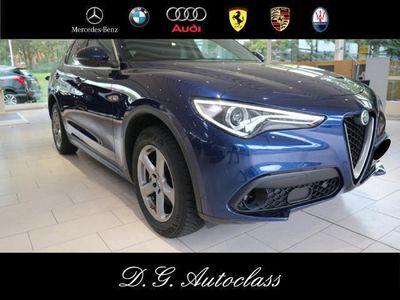 usata Alfa Romeo Stelvio 2.2 Turbo Diesel 210 CV AT8 Q4 Super *PelleTotale*