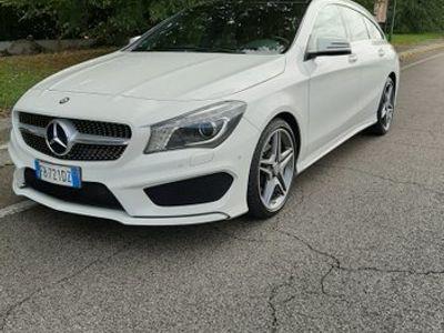 usata Mercedes 200 cla shuting brakeamg lien